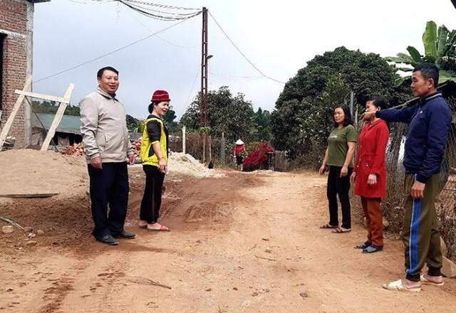 Góp phần đẩy nhanh tiến độ xây dựng nông thôn mới